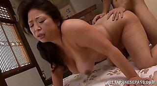 Japanese milf cute funny old soapytechn licked her wet pussy