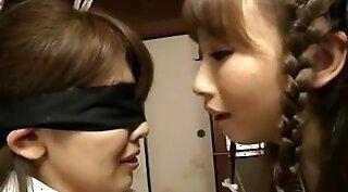 Japanese lesbian fist poung frenzy