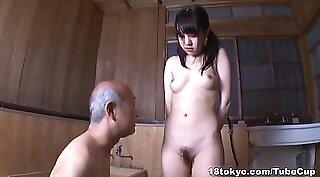 Pretty Petite Japanese Teen Anastasia