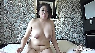 MILF In Pain defaced and pounded