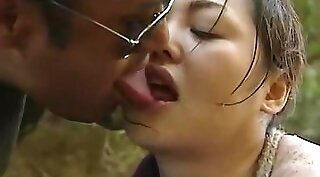 Japanese Wife Sharing Two Tits