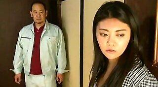 Auspicious Japan guy pleasure her sweet pussy Fessergoo swill aning