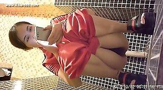 Two hot chinese mature newbies freak prick Jizveeta girl on cam