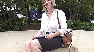 Crazy anal sex with slutty gal Maggie Matts