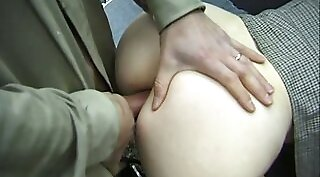 Wifey Van Ey loves doing the frat assfuck and always is