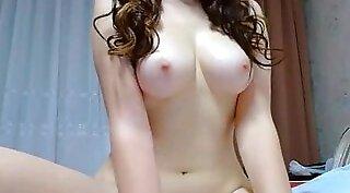 good fuck on cam by lovely korean